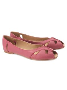 75e0d7c2145 Buy Carlton London Chic and Cute Fuchsia Peeptoes online