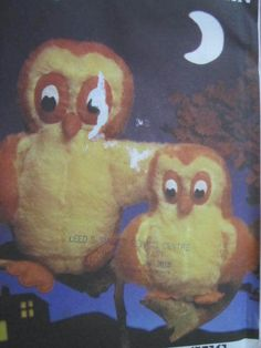 See Sally Sew-Patterns For Less - Mother Owl