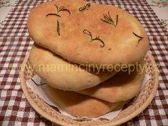 Italský chléb s bylinkami