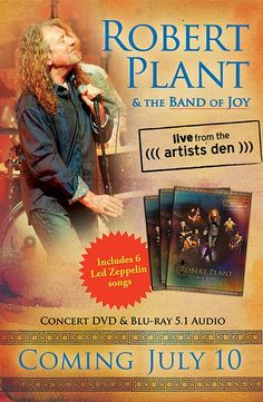 Robert Plant – Official Website