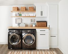 Inspired Closets Vermont designs & installs creative custom laundry room solutions to fit your needs in the Vermont area. Custom laundry room storage transforms and organizes your room to fit your needs. Laundry Room Remodel, Laundry Closet, Laundry Room Storage, Laundry Room Design, Storage Room, Laundry Room With Cabinets, Laundry Room Countertop, Laundry Shelves, Laundry Decor