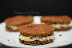 This dessert is a real treat, not only does it have a vegetable but its modified from Disney's famous Carrot Cake Cookie recipe from DisneyFoodblog.com. I did like the taste of my reci…