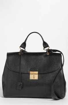 MARC JACOBS '1984' Leather Satchel