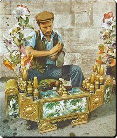 Shoeshiner (1970s)- Ayakkabı Boyacısı (1970ler)