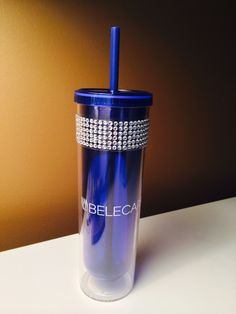 Bling and glitz for the perfect opening at #belacara in Maryland. This #travelmug displays your logo in style. #hottrend  maria@promosthatpop.com