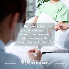 The pro-life mentality is destroying lives. #LifeDefender #prolife #prolifegeneration #sad