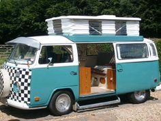 vw camper baywindow 1972... love it!