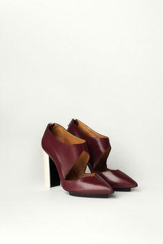 3.1 PHILLIP LIM   SALE WOMENS   FOOTWEAR   KADIE - CUT OUT BOOTIE