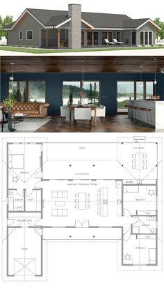Planta de Casa, Casa #casas