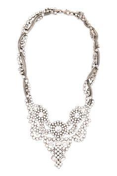 DANNIJO  Vala Necklace  RENTAL $65 Retail $370