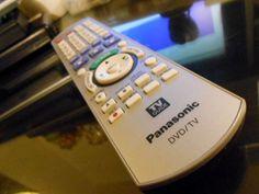 Panasonic DVD TV Remote Control EUR7659Y90 #Panasonic