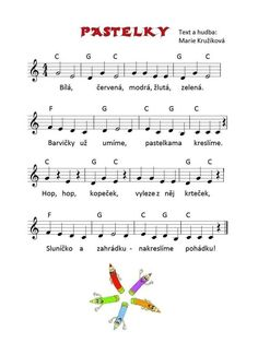Music For Kids, Kids Songs, Music Lessons, Pre School, Preschool Activities, Piano, Sheet Music, Crafts For Kids, Education