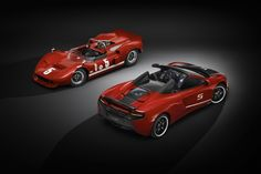 Photo Feature: McLaren's tribute to its Can-Am race cars - MotorScribes