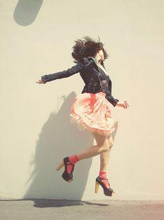 studs, lace, pink