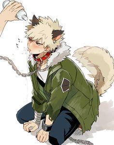 Character: Katsuki Bakugou