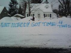 The Blizzard Of 2015 According To Social Media (10 Photos)