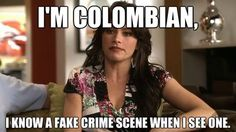 #ModernFamily: I'm Colombian