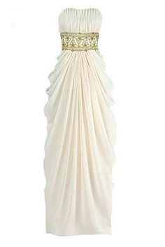 greek wedding dress