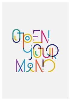 Typography Mania #223 | Abduzeedo Design Inspiration