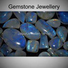 Natural Rainbow Moonstone Cabochon Mix Shape Rainbow Moonstone   Etsy Loose Gemstones, Natural Gemstones, Gemstone Jewelry, Unique Jewelry, Rainbow Moonstone, Shapes, Crystals, Handmade Gifts, Etsy