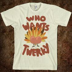 Who Wants Twerky