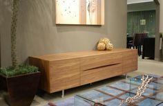 """Satellite Floor Cabinet by Star International   87""""w"""