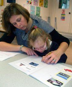 Programa Intervención en la lectura y lenguaje Síndrome de Down (RLI)