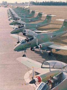 FMA IA 58 Pucará - Fuerza Aérea Argentina (Argentine Air Force), Argentina, 1982 post Malvinas