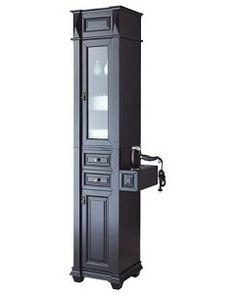 Chelsea Salon Tower Station in Black
