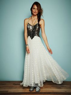 Free People Kristins Limited Edition Glamour Dress, $700.00