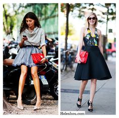 How To Wear Red (Part IV: Bags)