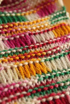Ravelry: Easy & Awesome Scarf pattern by Hannah Kelley Alvarez Diy Knitting Scarf, Crochet Shawl, Knitting Stitches, Knitting Patterns Free, Stitch Patterns, Knit Scarves, Scarf Patterns, Knitting Machine, Knitting Projects
