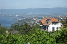 Villa Lavaux in GRANDVAUX, Switzerland | B&B Rental