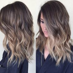 Seriously the talent in our habit girls is UNBELIEVABLE love this color by @hairbybrittanyy #makeitahabit #hairstyles #hairinspo #habitsalon #hudabeauty #hairsandstyles #americanstyle #americansalon #hairpainting #balayage #wavyhair #beachwaves #prettyhair