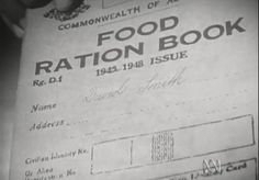 Lean times and wartime rationing. Discover what it was like to go shopping in Australia during World War II. See how people in the 1940s had to live with rationing. Learn how an ice box and a Coolgardie safe worked.