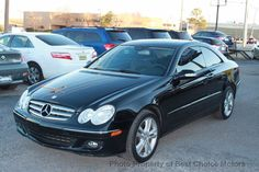 2007 Mercedes-Benz CLK CLK350 2dr Coupe 3.5L - Click to see full-size photo viewer
