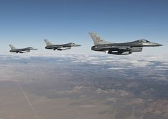 U.S. Air Force pilots from the 416th Flight Test Squadron (FLTS) and 422nd Test and Evaluation Squadron (TES) fly a formation flight back to Nellis Air Force Base, Nev., after completing their Red Flag 12-2 exercise mission Feb. 3, 2012.
