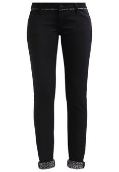 Slim fit jeans - noir/jet black