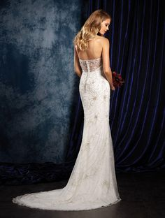 Sapphire by Alfred Angelo 958 Sapphire Bridal Collection by Alfred Angelo Joseph Ribkoff | Frank Lyman | 3 Sisters Clothing | Makali