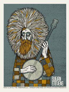 Sufjan Stevens: The Tabernacle, Atlanta, GA; Nov. 6, 2010