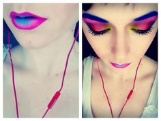 Bold and Bright by AmyWonton on the #Sephora Beauty Board
