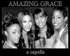 Amazing Grace  (A CAPELLA)