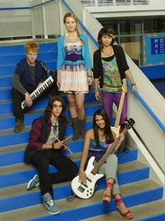 """Lemonade Mouth""..."