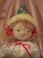 Hilena - karácsonyi manó lány