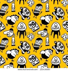 Find Funny Cartoon Monsters Seamless Pattern stock images in HD and millions of other royalty-free stock photos, illustrations and vectors in the Shutterstock collection. Thousands of new, high-quality pictures added every day. Funny Monsters, Cartoon Monsters, Treasure Maps For Kids, Monster Characters, Royalty Free Stock Photos, Patterns, Illustration, Prints, Block Prints