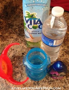 how to make electrolyte drink for babies