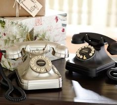 PB Grand Phone - eclectic - home electronics - by Pottery Barn