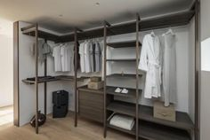Modern construed dressing room