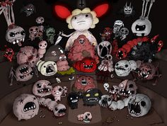 The Binding of Isaac: Rebirth - I'm Going Straight To Hell, Just Like My Mama Said