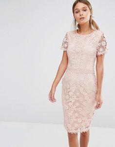 25 Best Bridesmaids  ASOS pink lace images  bbd7c0648dd